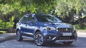 2017 Maruti S-Cross facelift right front three quarters