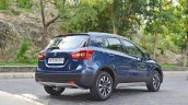 2017 Maruti S-Cross facelift right rear three quarters