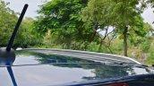 2017 Maruti S-Cross facelift roof rail