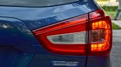 2017 Maruti S-Cross facelift tail lamp