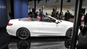 2017 Mercedes-AMG S 63 Cabriolet (facelift) profile at the IAA 2017
