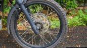 2017 Royal Enfield Himalayan Fi front wheel