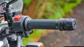 2017 Royal Enfield Himalayan Fi right handlebar