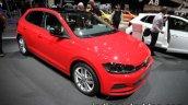 2017 VW Polo Beats Edition front three quarters at IAA 2017