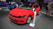 2017 VW Polo Beats Edition parked at IAA 2017