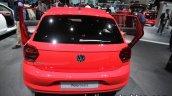 2017 VW Polo Beats Edition rear at IAA 2017