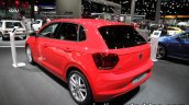 2017 VW Polo Beats Edition rear three quarter left at IAA 2017