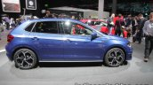 2017 VW Polo R-Line side at IAA 2017
