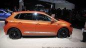 2017 VW Polo TGI R-Line profile at the IAA 2017