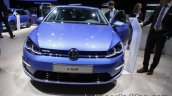 2017 VW e-Golf front at IAA 2017