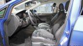2017 VW e-Golf front seats at IAA 2017