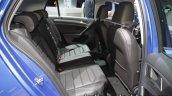 2017 VW e-Golf rear seats at IAA 2017