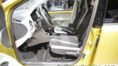 2017 VW e-up! front seats at the IAA 2017