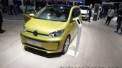 2017 VW e-up! front three quarters left side at the IAA 2017