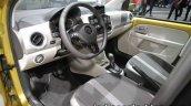 2017 VW e-up! interior dashboard at the IAA 2017