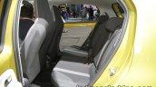 2017 VW e-up! rear seats at the IAA 2017