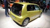 2017 VW e-up! rear three quarters at the IAA 2017