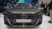 2018 Audi A8 front at the IAA 2017