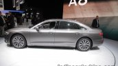 2018 Audi A8 left side at the IAA 2017