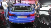 2018 Audi RS4 Avant rear at the IAA 2017