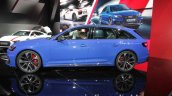 2018 Audi RS4 Avant side at the IAA 2017