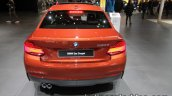 2018 BMW 2 Series Coupe (LCI) rear at the IAA 2017