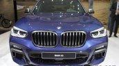 2018 BMW X3 front at IAA 2017