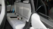 2018 BMW i3s rear seat at IAA 2017