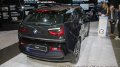 2018 BMW i3s rear three quarter right at IAA 2017