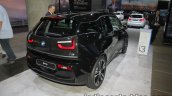 2018 BMW i3s rear three quarters at IAA 2017