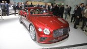 2018 Bentley Continental GT headlamp bonnet grille bumper at IAA