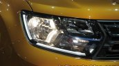 2018 Dacia Duster headlight at IAA 2017