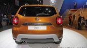 2018 Dacia Duster rear at IAA 2017