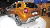 2018 Dacia Duster rear three quarters at IAA 2017
