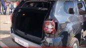 2018 Dacia Duster taillamp outdoor