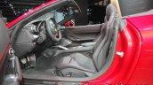 2018 Ferrari Portofino front seats