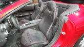 2018 Ferrari Portofino interior seats