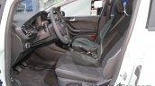 2018 Ford Fiesta Titanium interior at IAA 2017