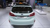 2018 Ford Fiesta Titanium rear at IAA 2017
