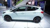 2018 Ford Fiesta Titanium side at IAA 2017