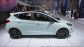 2018 Ford Fiesta Titanium side profile at IAA 2017