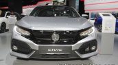 2018 Honda Civic diesel front at IAA 2017