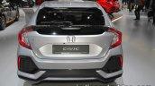 2018 Honda Civic diesel rear at IAA 2017