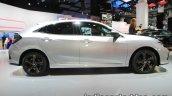 2018 Honda Civic diesel side at IAA 2017