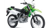 2018 Kawasaki KLX250 front right quarter