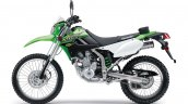 2018 Kawasaki KLX250 left side