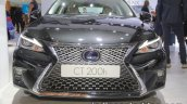 2018 Lexus CT 200h front at IAA 2017