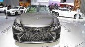 2018 Lexus LS front at IAA 2017