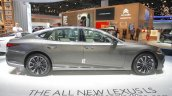2018 Lexus LS side at IAA 2017