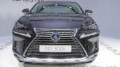 2018 Lexus NX 300 front at IAA 2017